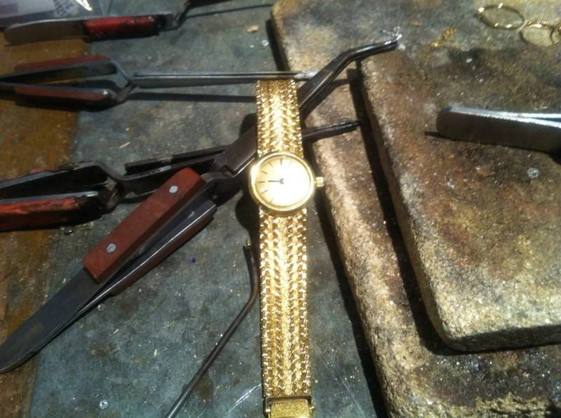 Rachat Montre en or et argent Paris