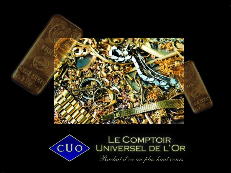 Acheter ou vendre de l 39 or faut il s 39 y risquer - Comptoir universel de l or ...