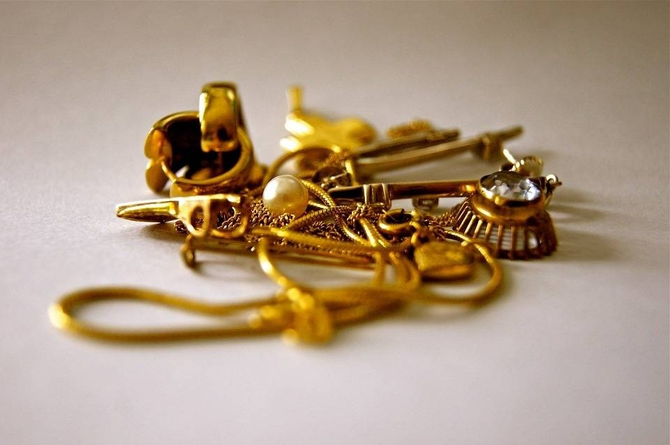 vendre une bague en or