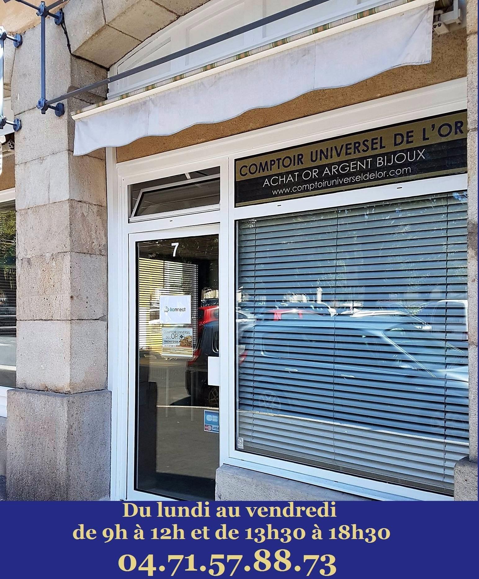 Juillet 2017 rachat d 39 or rachat d 39 argent vente d 39 or le puy - Comptoir universel de l or ...