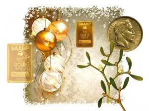 à Amiens et Rouen, nos comptoirs d'achat d'or vendent aussi le plus beau des cadeaux: un lingot d'or pur!