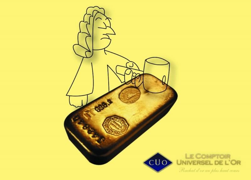 La pr fecture de l 39 oise avertit les consommateurs sur les - Comptoir universel de l or ...