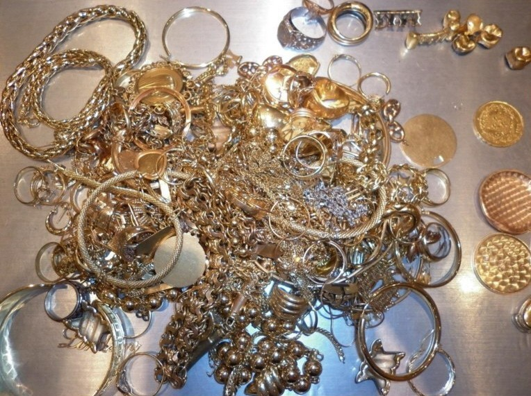 vente et achat bijoux or 14 carats paris