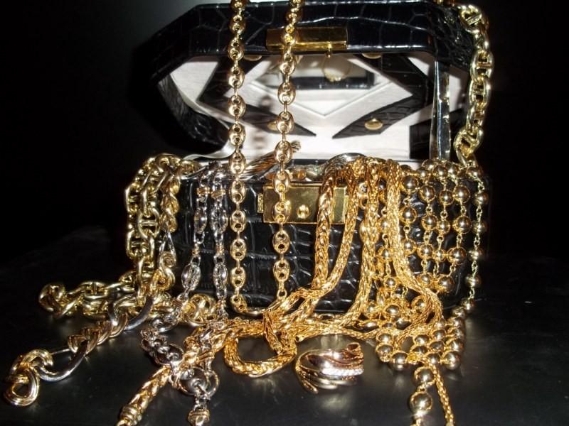 achat bijoux or 18 carats Paris