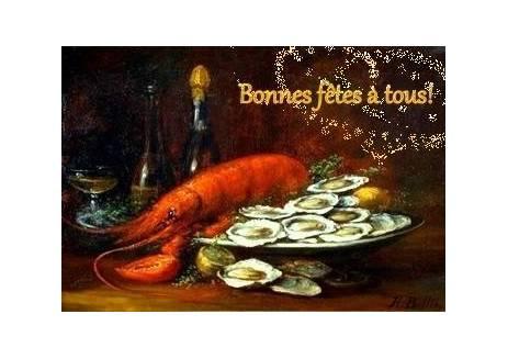 Le Comptoir d'achat d'or Paris dresse la table de Noël et Jour de l' an
