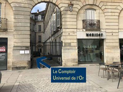 Avis Clients du comptoir d'achat or Dijon