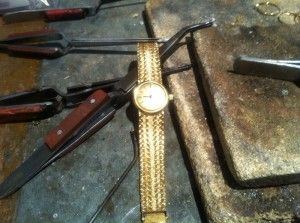 Rachat d'Or - Montre