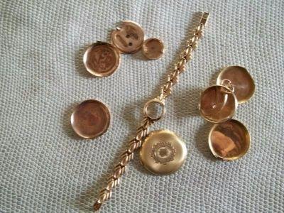 Rachat de montre en or aux Comptoir d'achat or et argent Rouen Amiens