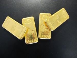 vente or investissement: le lingot d'or 1 kg