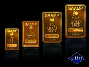vente or investissement: lingotins d'or fin