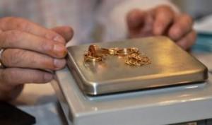 prix du gramme d'or Rouen amiens