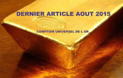 achat d'or amiens 2015