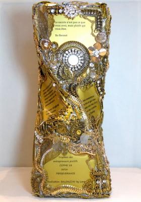 Le gérant des comptoirs de rachat et vente d'or Rouen Amiens se voit décerné le trophée des entrepreneurs positifs de la CGPME 13