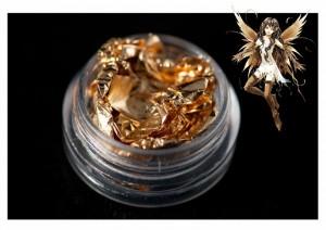 L'or, maintenant dans les plus grandes marques de cosmétiques