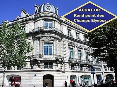 Où vendre son or à Paris ?