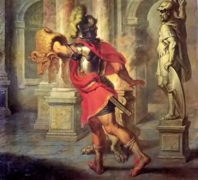 l'or dans la mythologie grecque: La toison d'or par le comptoir d'achat or et argent Paris 8