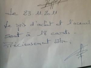 avis client rachat d or